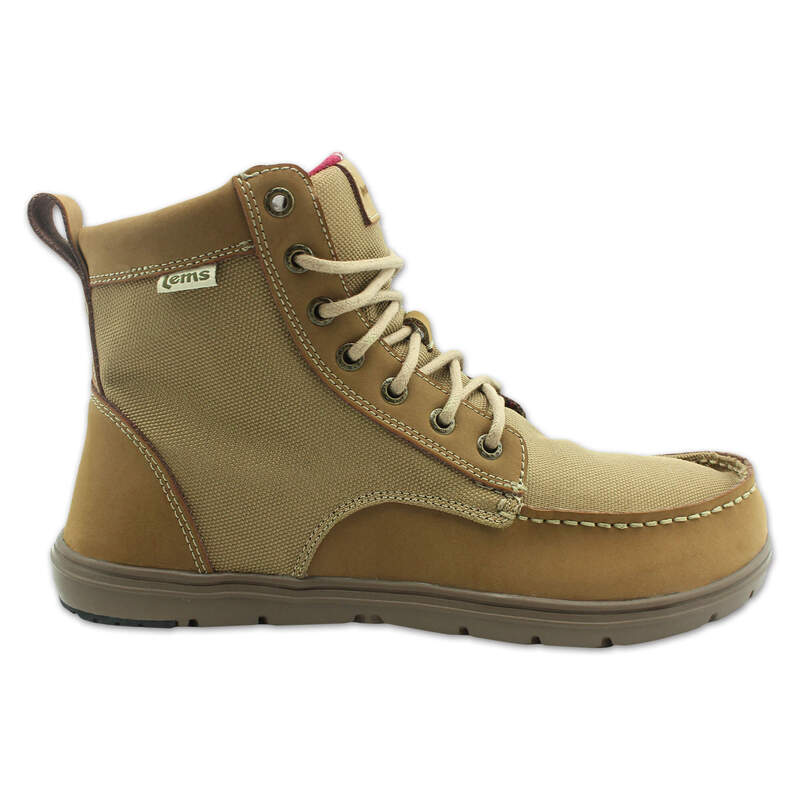 Lems Boulder Boot Brown Australia