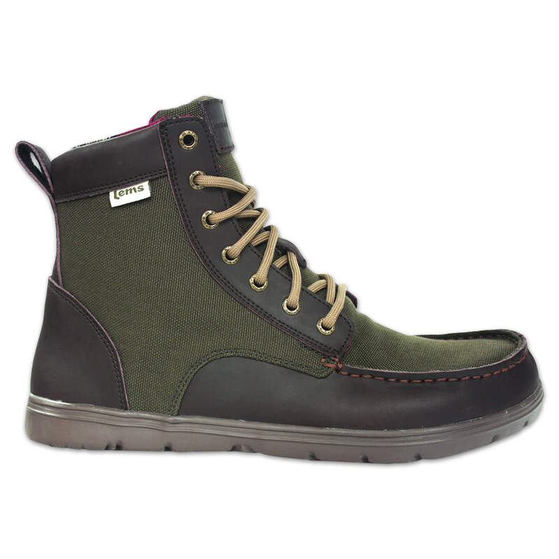 Lems Boulder Boot Timber Australia