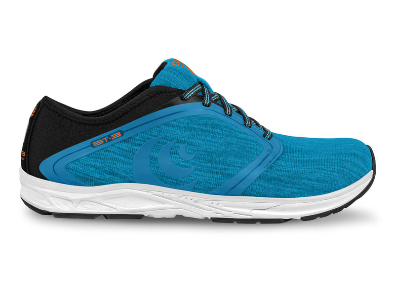 Topo Athletic ST-3 Mens Blue. Online in Australia