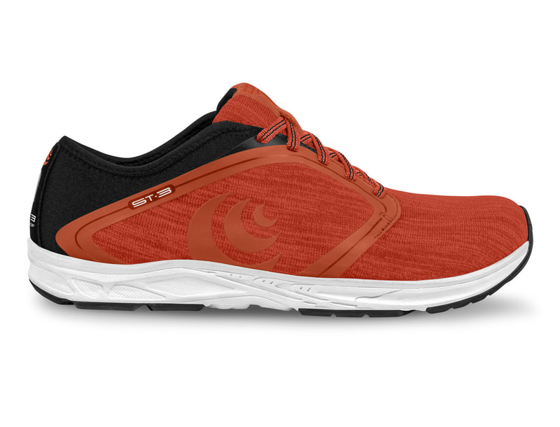 Topo Athletic ST-3 Mens Orange. Online in Australia